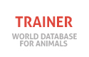 Trainer for animals